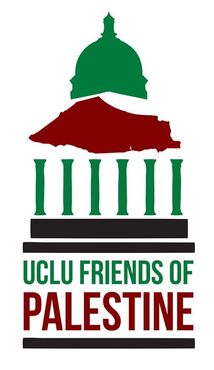 University College London Friends of Palestine logo