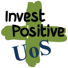 University of Southampton Invest Positive logo